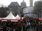 Weihnachtsmarkt am Aachener Dom
